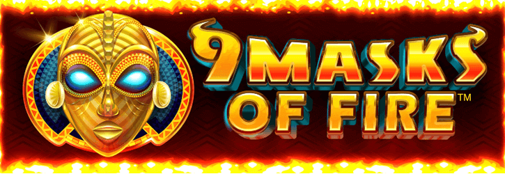 9 masks of fire slot microgaming