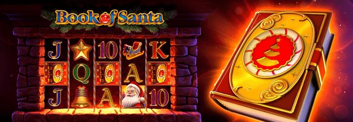 book of santa slot endorphina