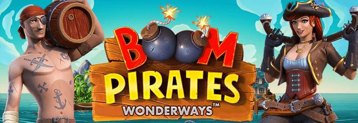 boom pirates slot foxium