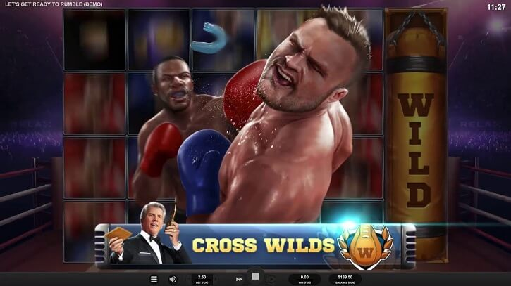 lets get ready to rumble slot review