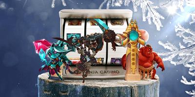 ninja kasiino talviturniir