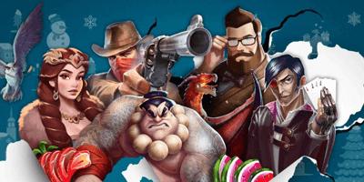 paf kasiino yggdrasil adventure 3 kampaania