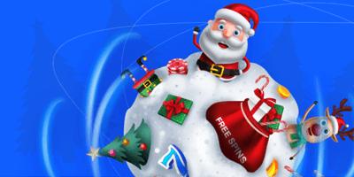 slots kasiino christmas snowball