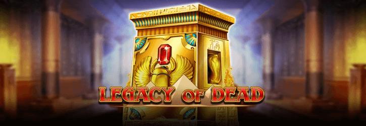 legacy of dead slot playngo