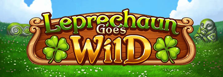 leprechaun goes wild slot playngo