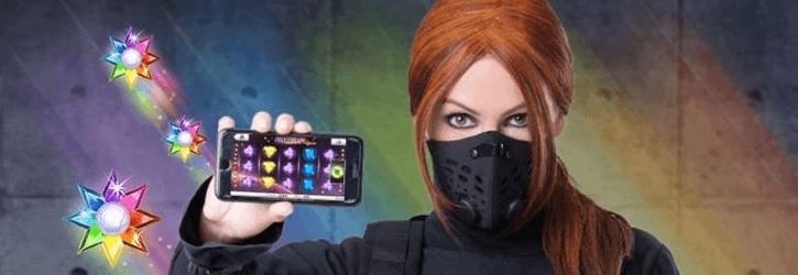ninja kasiino aarded kampaania