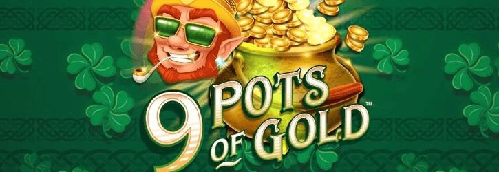 9 pots of gold slot microgaming