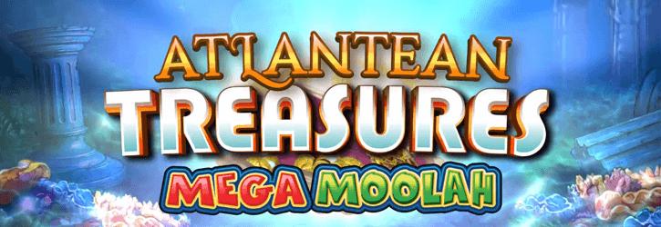 atlantean treasures mega moolah slot microgaming