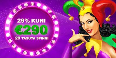 grandx kasiino leap year bonus