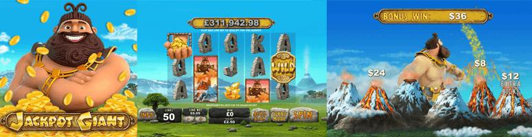 jackpot giant jackpot slot