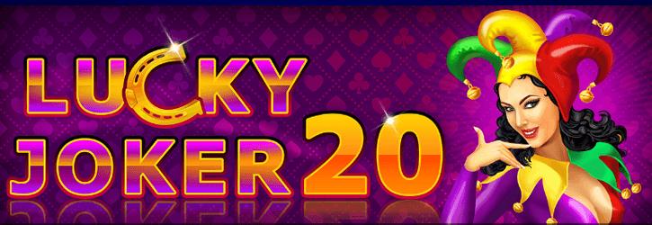 lucky joker 20 slot amatic