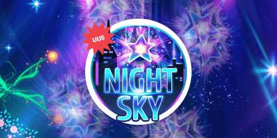 paf kasiino night sky spinnid