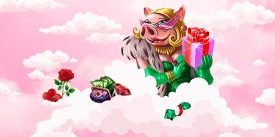 paf kasiino piggy valentine spinnid