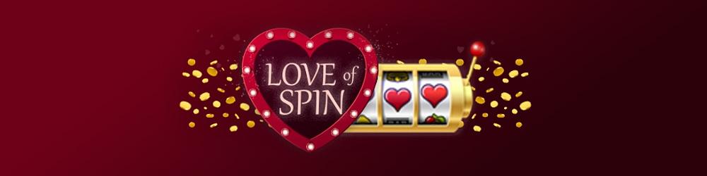 valentines day kasiino boonused