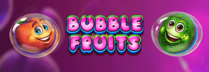 bubble fruits slot gameart