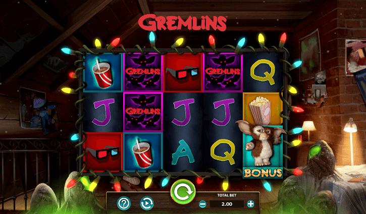 gremlins slot screen
