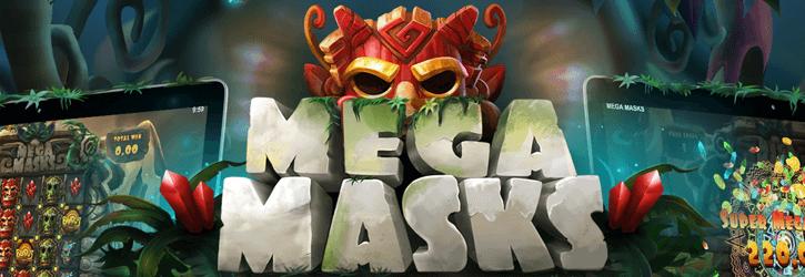 mega masks slot relax gaming