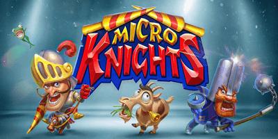 micro knights slot