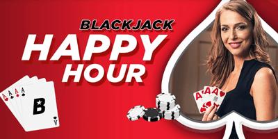 olybet kasiino blackjack happy hour