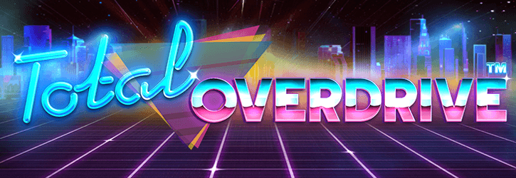 total overdrive slot betsoft