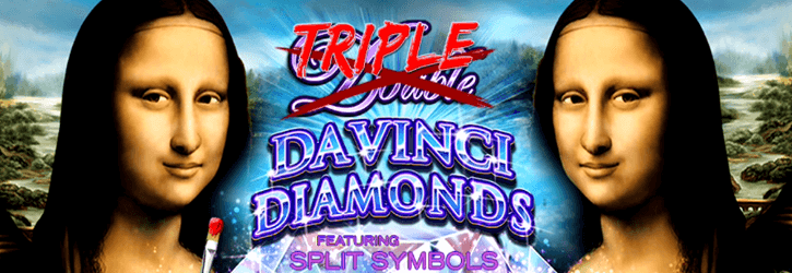 double triple davinci diamonds slot high5games
