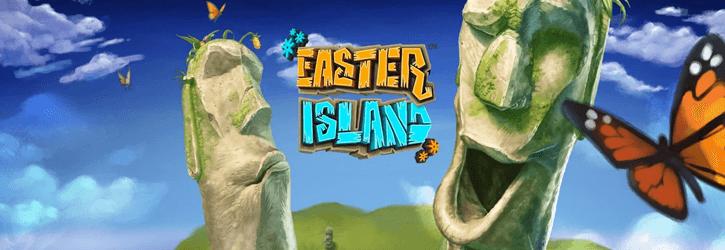 easter island slot yggdrasil