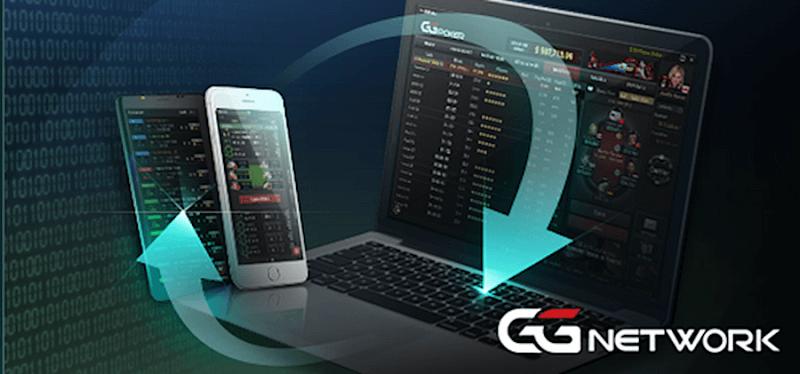 ggpoker network mobile