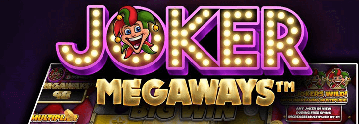 joker megaways slot games inc