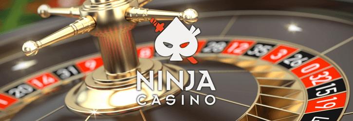 ninja casino rulett netent