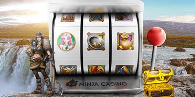 ninja kasiino turniir keerutuste juga