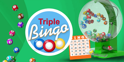 paf kasiino triple bingo