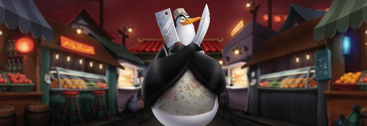 penguin city slot yggdrasil
