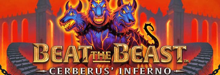 beat the beast cerberus inferno slot thunderkick