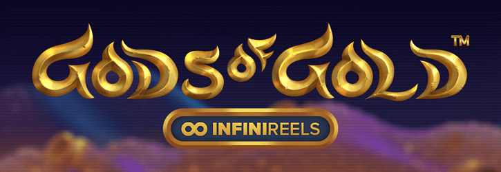 gods of gold infinireels slot netent