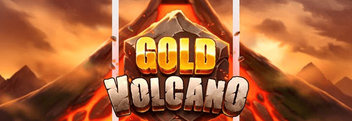gold volcano slot playngo