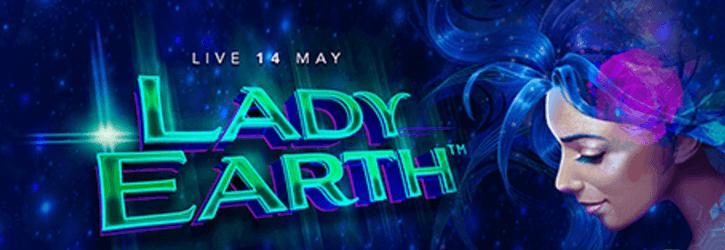 lady earth slot microgaming