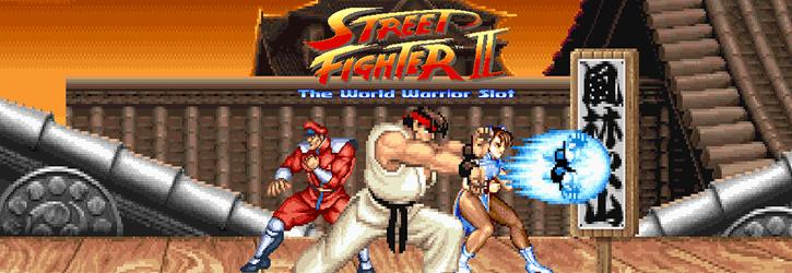 ninja kasiino street fighter kampaania