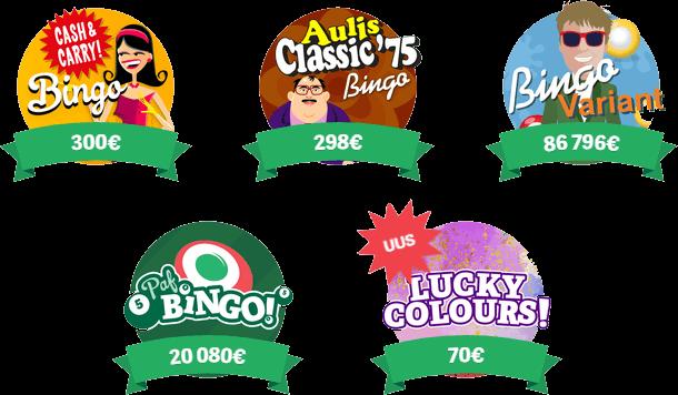 paf bingo mangud