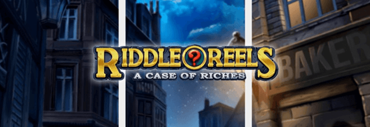 riddle reels a case of riches slot playngo