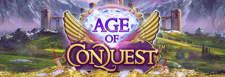 age of conquest slot microgaming