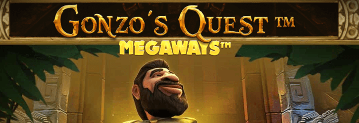 gonzos quest megaways slot netent