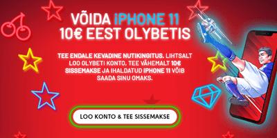 olybet kasiino iphone