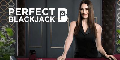 perfect blackjack game netent live