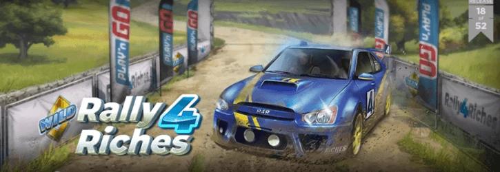 rally 4 riches slot playngo