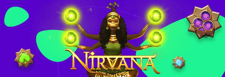 slots kasiino nirvana kampaania