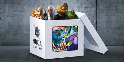 ninja kasiino juuli missioonid