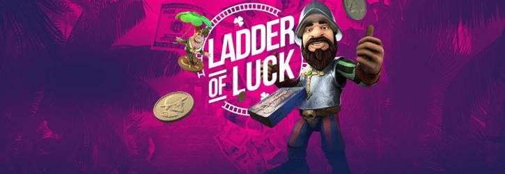 optibet kasiino ladder of luck kampaania