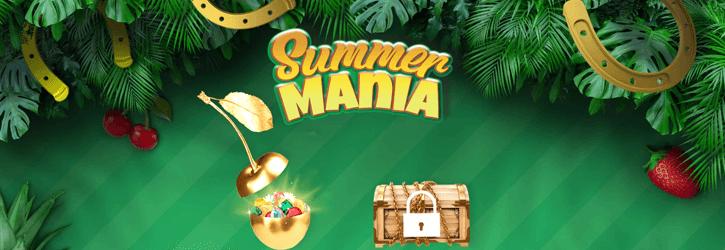 paf kasiino summer mania kampaania