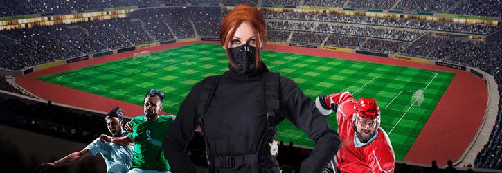 ninja spordiennustuse riskivaba panus kampaania