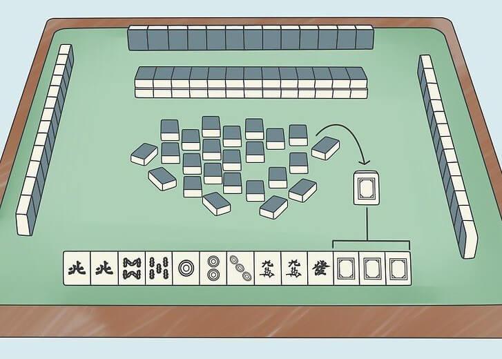 kuidas mahjongi mangima
